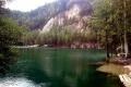 Piaskownia nad jeziorkiem