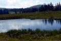 jeziorko okresowe na Padisie