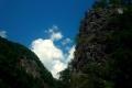 spojrzenie na skały Belvedere Czaran