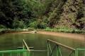 jeziorko na potoku Boghii