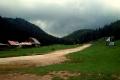 droga na polanę Glavoi