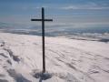 krzyż na Pośrednim Grzbiecie