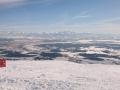 Tatry i Niżne Tatry widziane ze szczytu