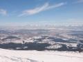 Tatry górują nad Podhalem