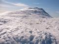 szczyt Diablaka od wschodu
