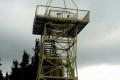 wieża na wierzchołku Baraniej Góry