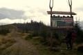 wchodzimy do Rezerwatu Barania Góra