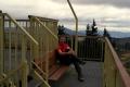 ławeczka na Baraniej Górze