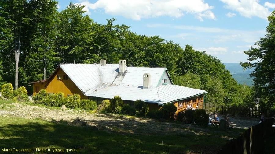 chata turystyczna Hrobacza Łąka