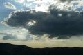 panorama na pasmo Magurki Wilkowickiej