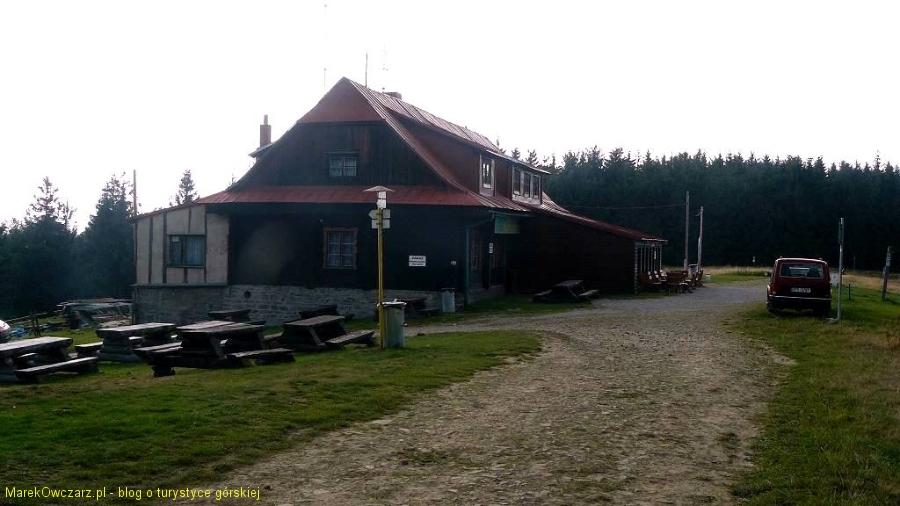 czeska chata pod Czantorią