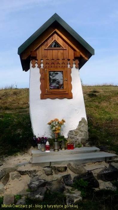 kapliczka pod Błatnią