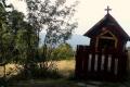 kapliczka na szlaku do Brennej