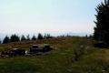 widok na szczyt Ćwilina