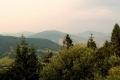 widok z Miejskiej Góry