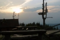 zachód słońca już bliski