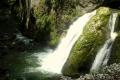 Cascada Evantai w pełnej krasie