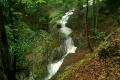 kolejne kaskady na potoku Galbenei