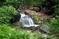 i znowu wodospad na górskim potoku