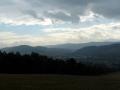 widok na Góry Czerchowskie