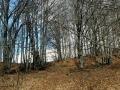 przełęcz między wierzchołkami Busova