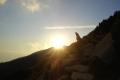 zachód słońca coraz bliżej
