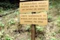 tabliczka ku pamięci świętego