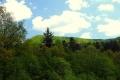 krajobraz Beskidu Dukielskiego