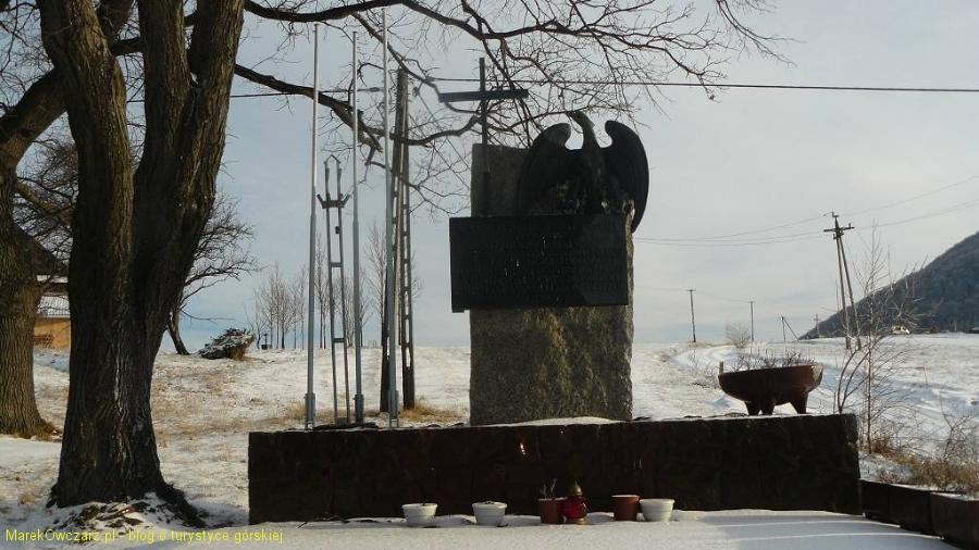miejsce martyrologii ziemi grybowskiej