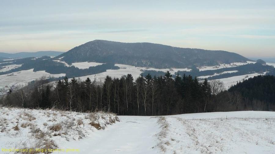 panorama w stronę Chełmu