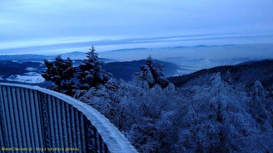 zimowe klimaty górskie