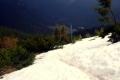 wiosenno - zimowy szlak na Grzesia
