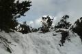 szlak przed szczytem