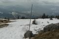 prawie zimowy szlak na Chocza
