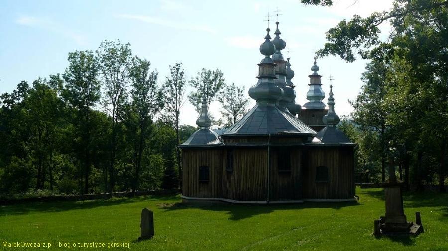 zespół cerkiewny w Turzańsku z 1801r.