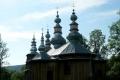 cerkiew prawosławna w Turzańsku z 1801r.