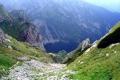 widok w kierunku doliny Miętusiej