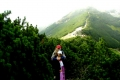 moje dziewczyny nad Kondracką przełęczą