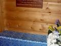 ławeczka objawień, gdzie siadała Maryja