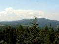 panorama w stronę Radziejowej