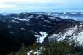 Dolina Jaworzynki w dole