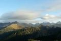panorama od Granatów po Krywań