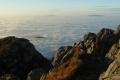 Pilsko i Babia Góra na horyzoncie