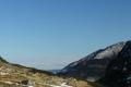ocean chmur poniżej Tatr