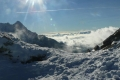 morze wdziera się w góry, Krywań jest niezagrożony