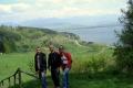 nasza ekipa w parku archeologicznym Havranok