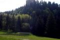 spojrzenie na zamek Likava