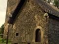 wieża widokowa w kościele w Podgórkach