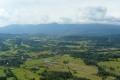 panorama z Góry Krzyżnej