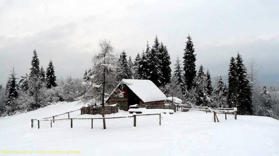 bacówka pod Durbaszką